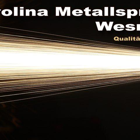 Berolina Metallspritztechnik - Flammspritzstrahl