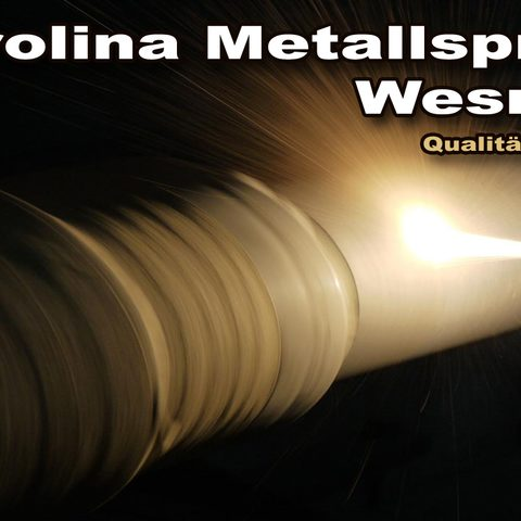 Berolina Metallspritztechnik - HVOF-Drahtflammspritzen