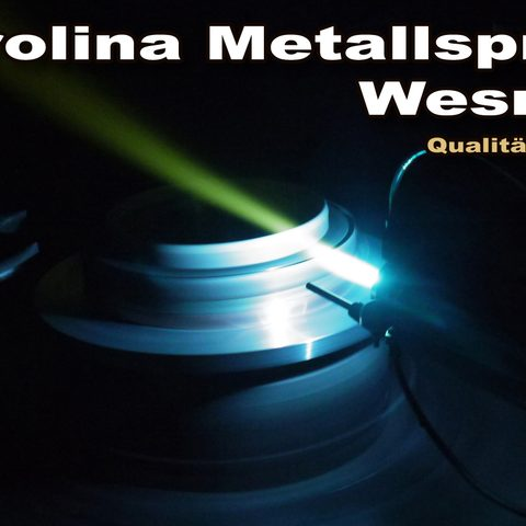 Berolina Metallspritztechnik - HVOF-Pulverflammspritzen