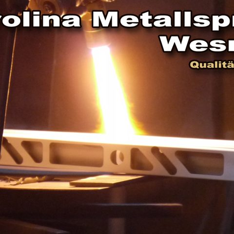 Berolina Metallspritztechnik - Keramik im Flammspritzverfahren