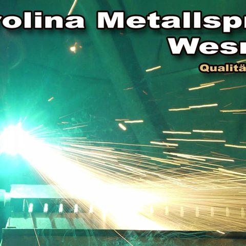 Berolina Metallspritztechnik - Lichtbogenspritzen in Serienarbeit
