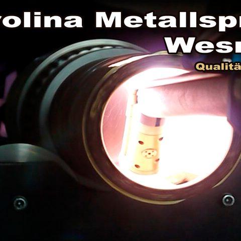 Berolina Metallspritztechnik - Plasmaspritzen mit Innenbrenner