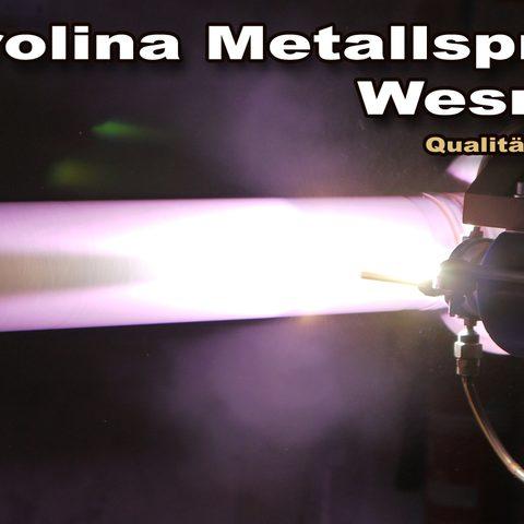 Berolina Metallspritztechnik - Plasmaspritzstrahl