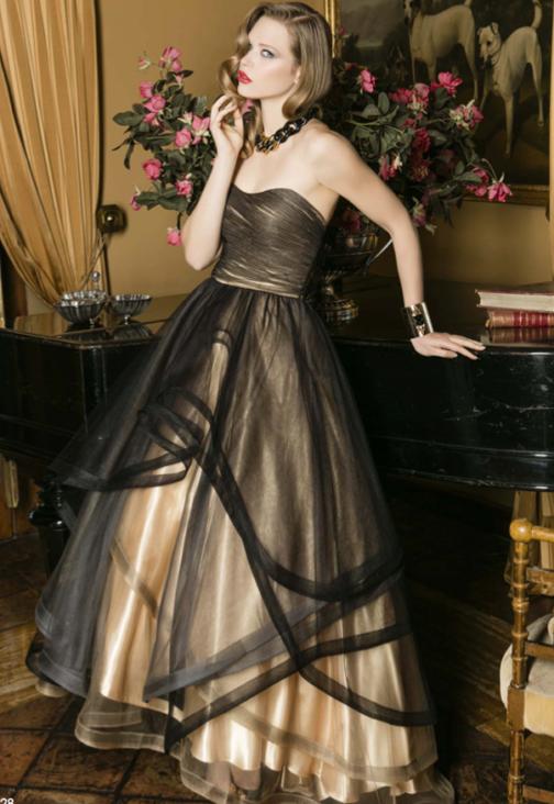 společenské šaty pro plnoštíhlé  f87fb5487ff
