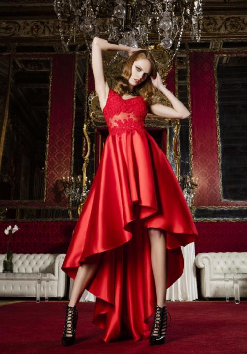 Společenské šaty pro plnoštíhlé 239f4e4196