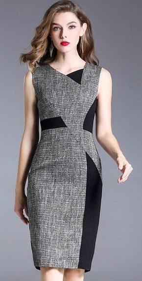b110d06c9396 společenské šaty pro plnoštíhlé