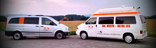 Teutoburger Krankenfahrten & Personenbeförderungen