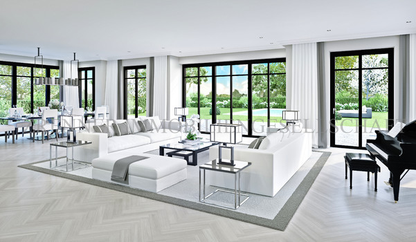 H7 zrenner immobiliengesellschaft mbh for Klassische villenarchitektur