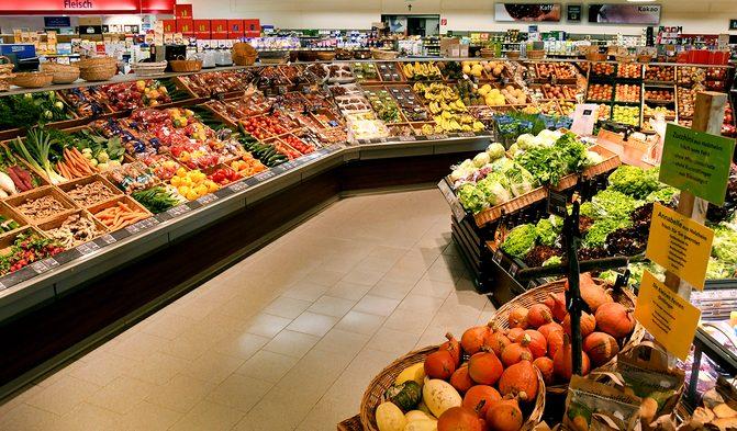 Edeka Helmschrott Obst und Gemüse