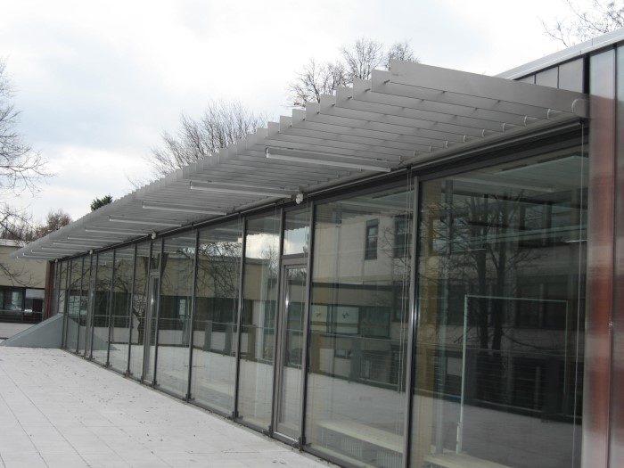 Überdachungen Bauschlosserei Ettenreich in Ehekirchen