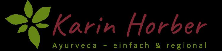Karin Horber - Ayurveda einfach und regional