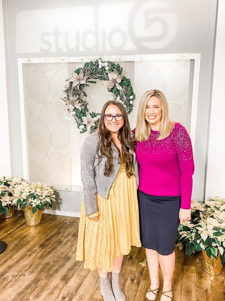 Getting ready for the holidays with Studio 5 KSL