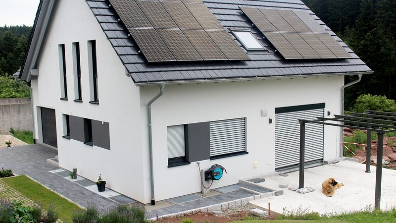Holzhaus Lossburg