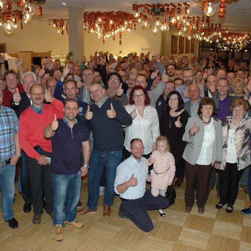 Jahreshauptversammlung Oberwiesenthal 2017
