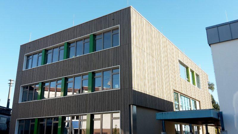 Fassadenarbeiten Neubulach