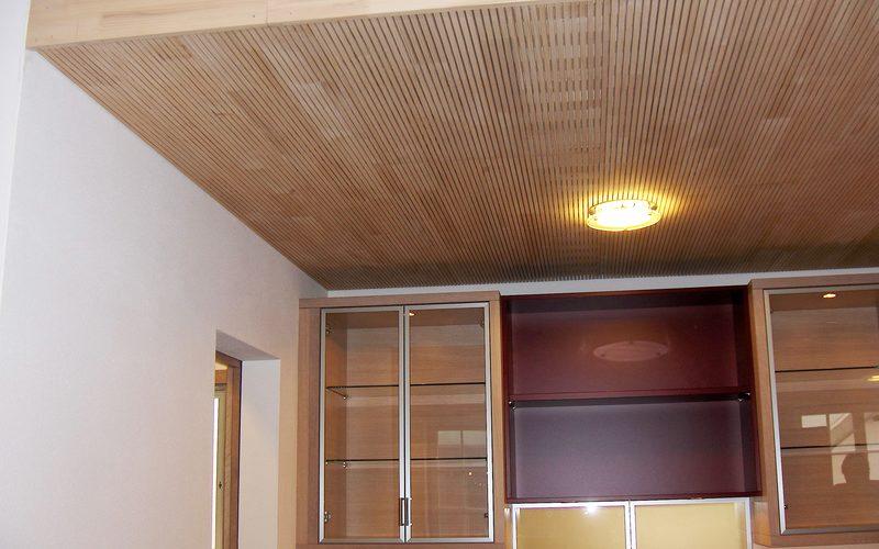 Innnverkleidung mit Ligno Akustik in Gaststätte Horb