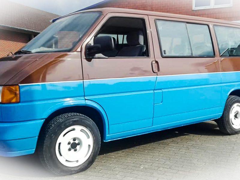 Projekt VW Van