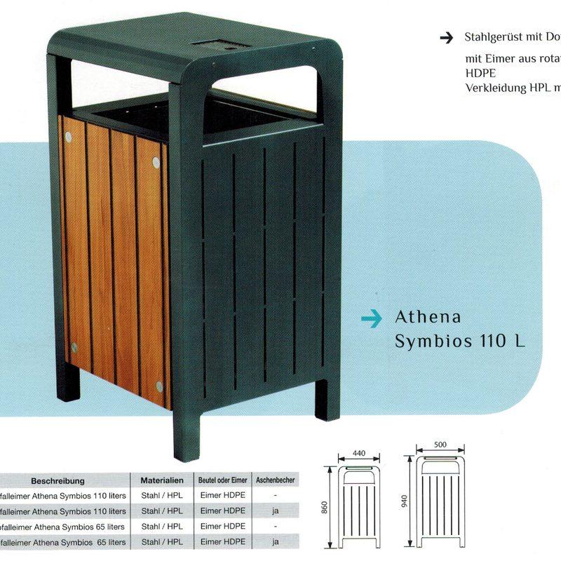 Papierkorb SYMBIOS, AB-JAN-0055 - AB-JAN-0058