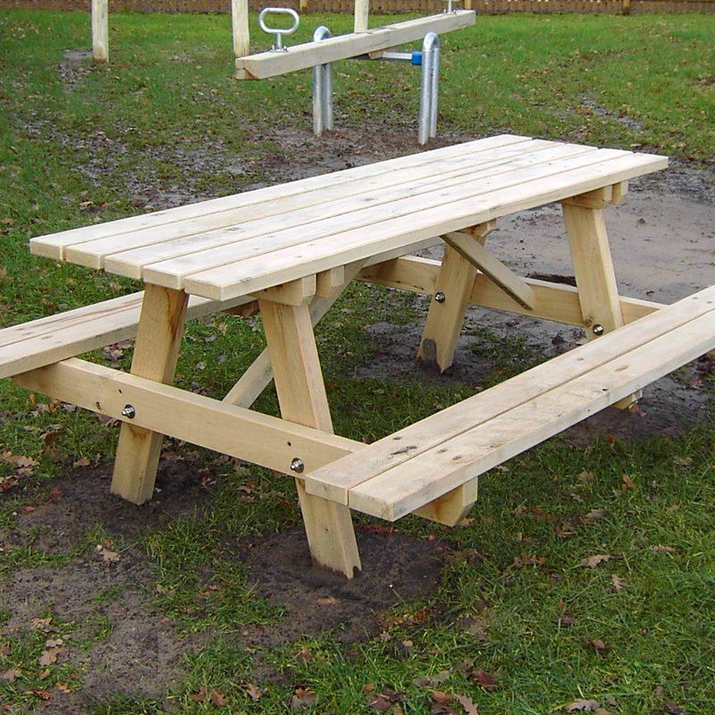 Picknick-Tisch, AB-07 0030