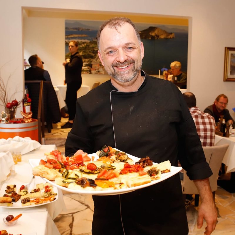Chef Marco Del Core