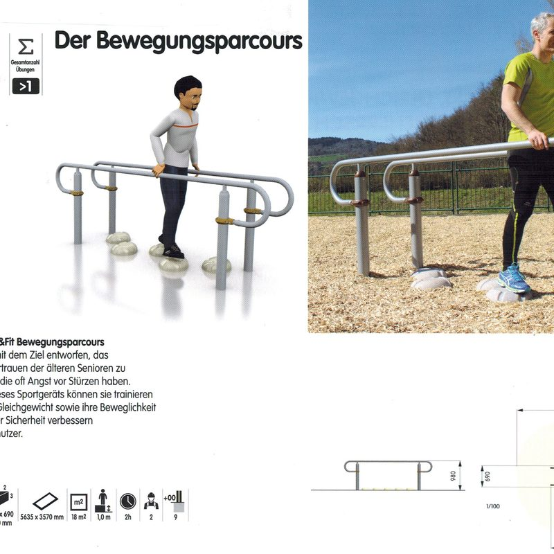 Bewegungsparcours,AB-JFI0910