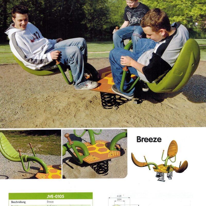 Breeze, AB-JVE-0105