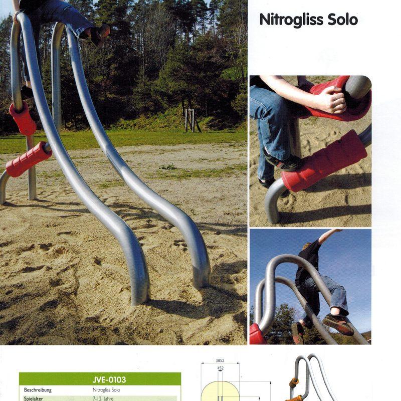Nitogliss Solo, AB-JVE-0103
