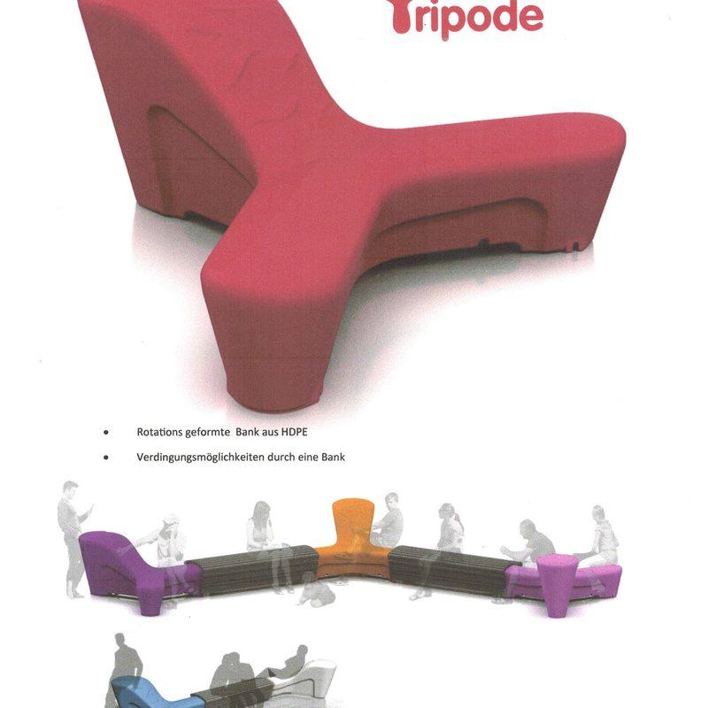 TRIPODE - Datenblatt 1