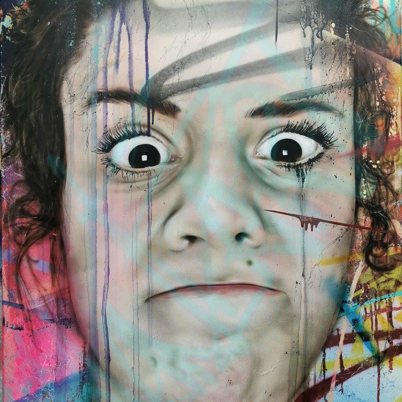 Mona Tessa - 70 x 90 cm