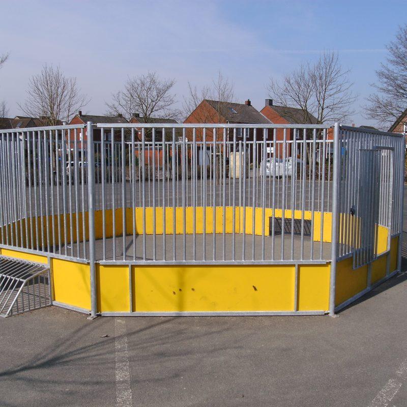 Soccercourt Rheine, AB