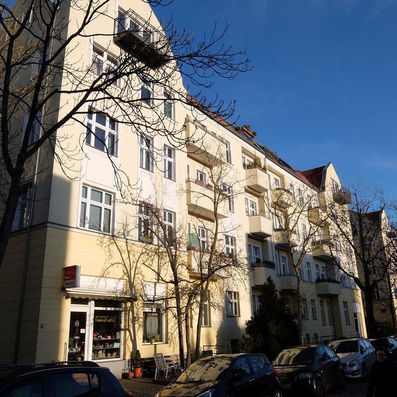 ETW - Treitschke Str. 16 - 12163 Berlin