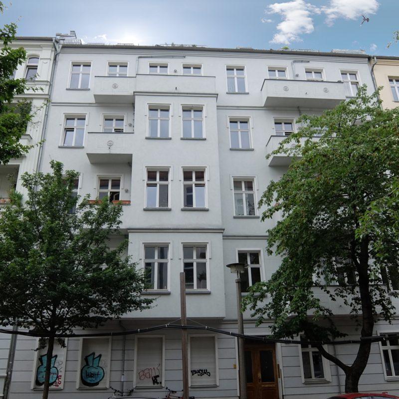 ETW - Dietrich-Bonhoeffer Str. 12 in 10407 Berlin