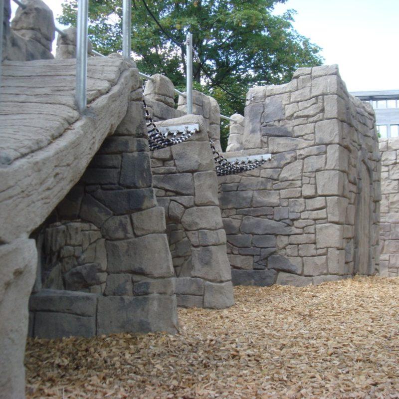 Berlin-Neukoelln Burganlage, AB