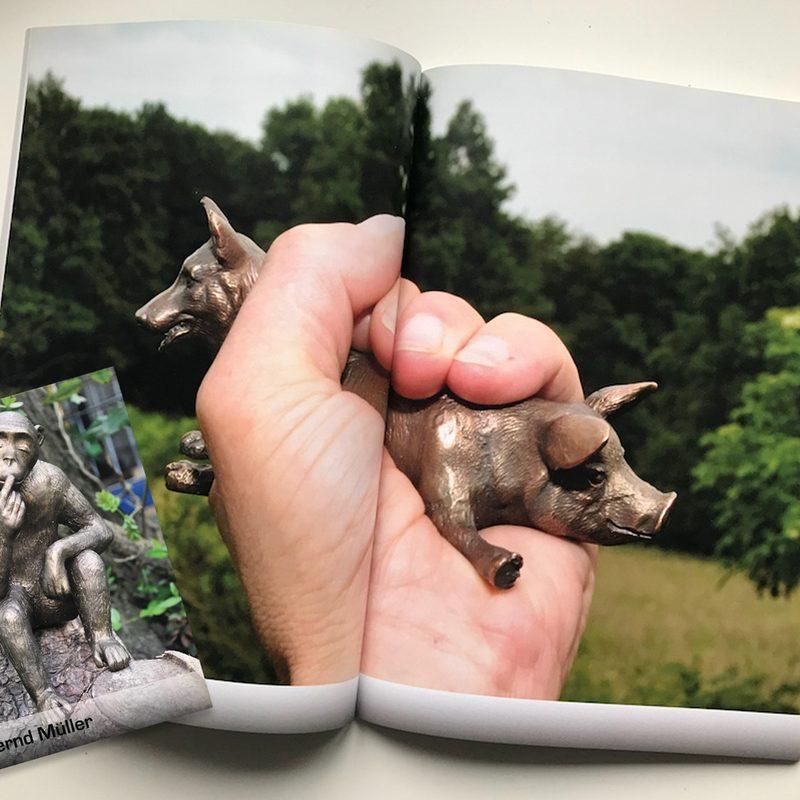 Bernd Müller, Künstler und Bildhauer |Kunstkatalog, Drucksachen, Photoshootings