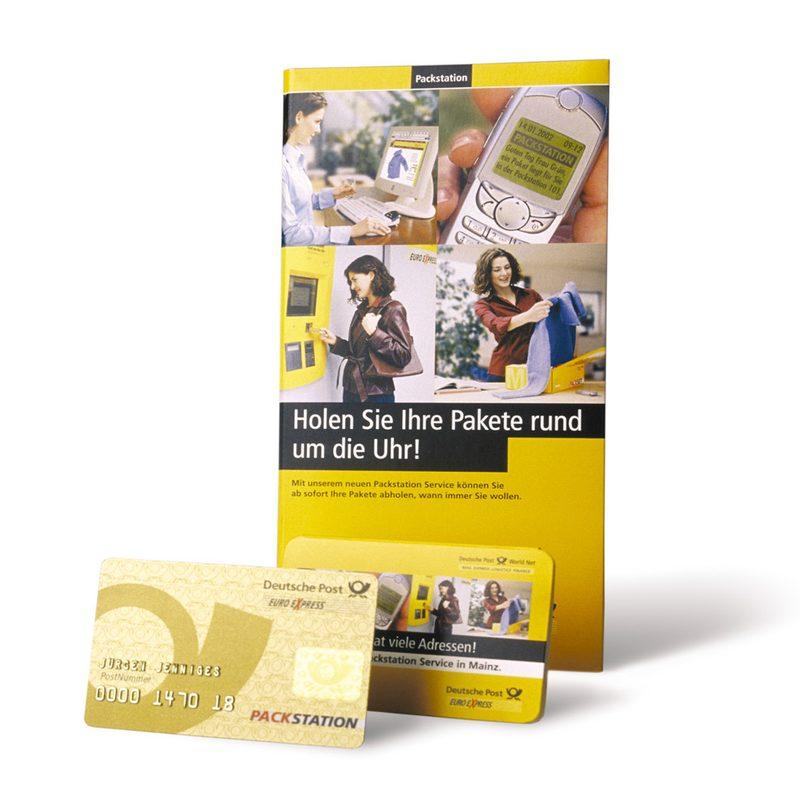 "DHL / EuroExpress | Konzeption und laufende Beratung im Pilotprojekt ""Packstation"""