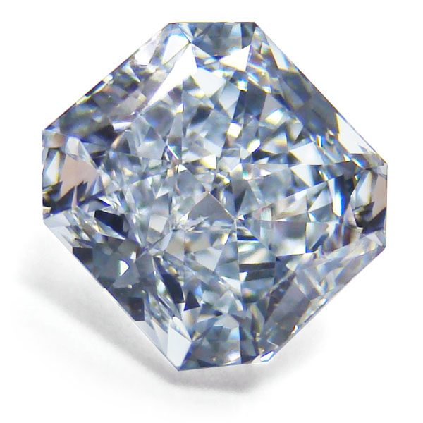 Diamond Fancy Blue 2.33 carat