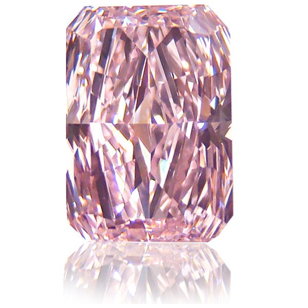 Diamond Fancy Pink 2.07 carat