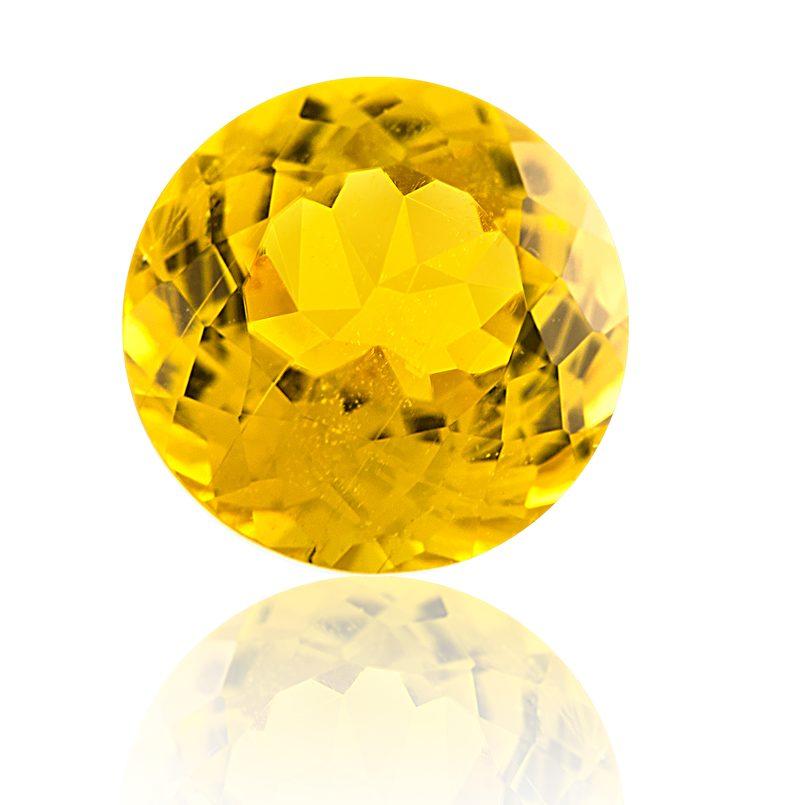 Turmalin Canary Malawi 8.52 carat