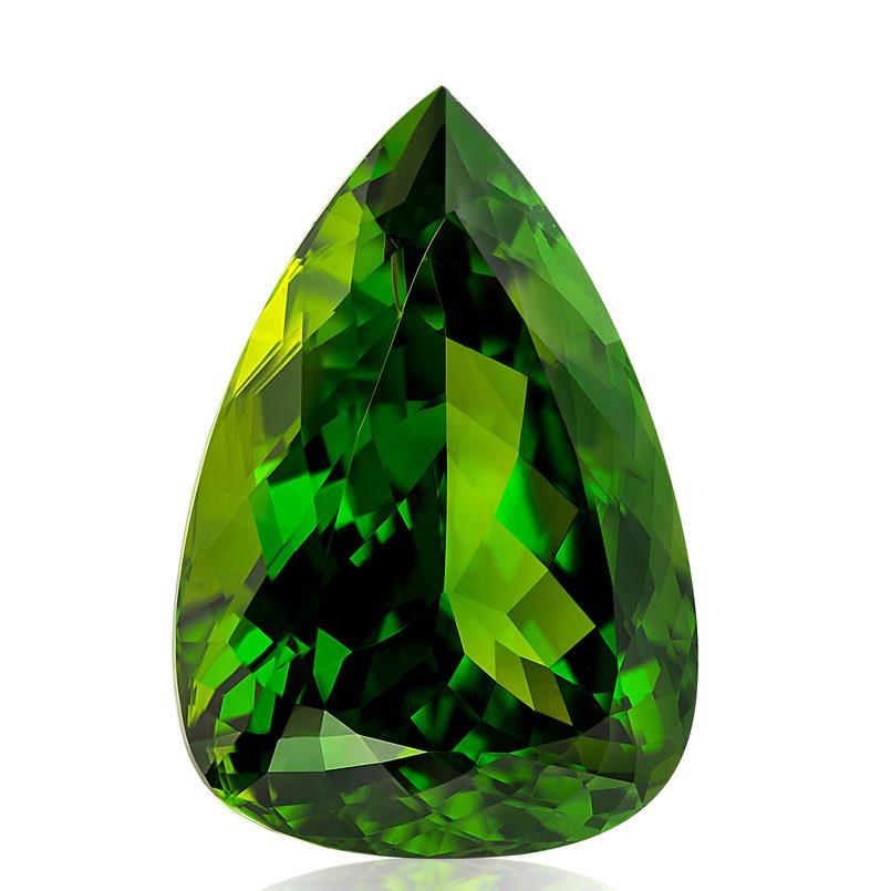 Peridot 121.01 carat