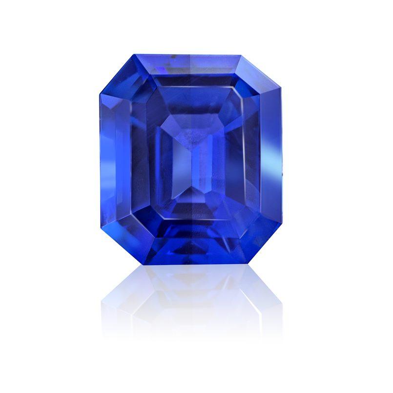 Safir Burma 9.52 carat
