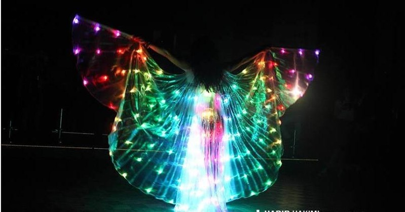 Trier LED Flügel Anna Venture