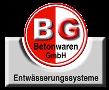 BG Betonwaren
