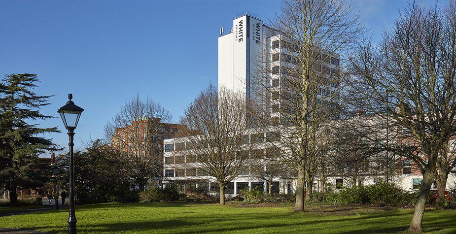 White Building Southampton