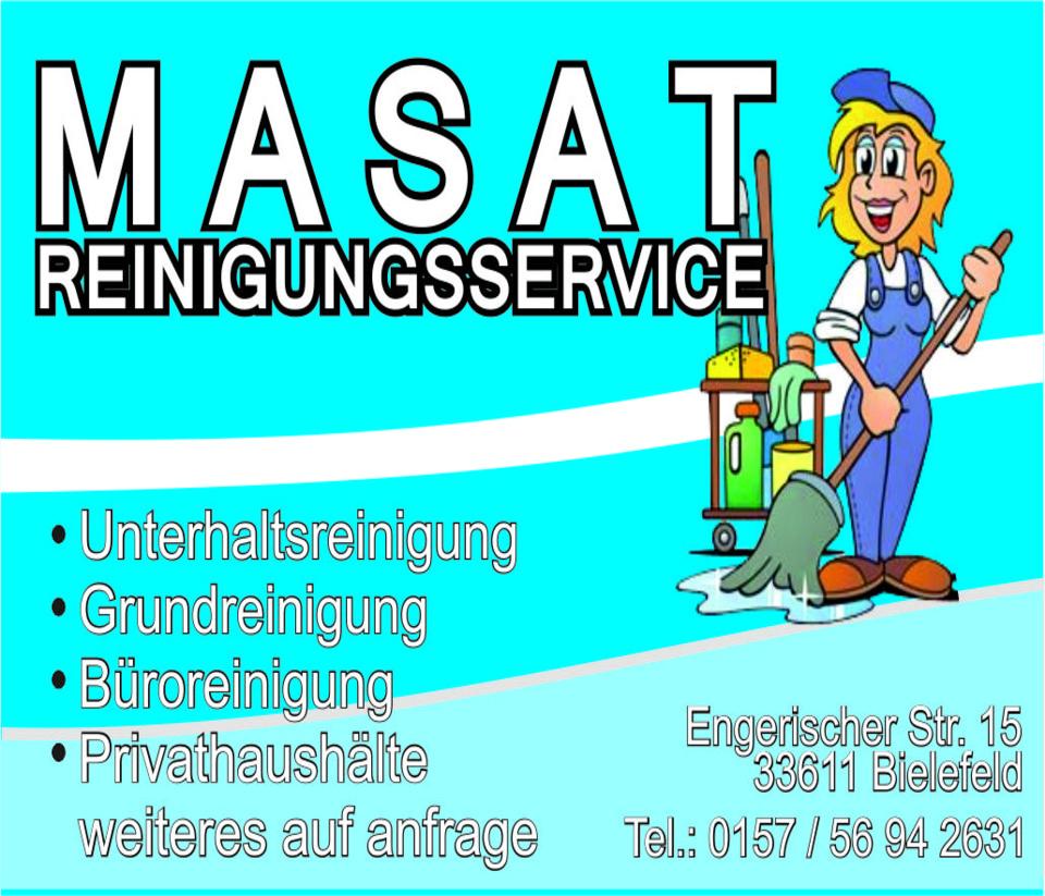 Reinigungsservice Masat Preiswert Schnell Und Sauber
